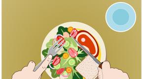 Alimentation : bien manger coûte plus cher