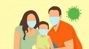 Covid-19 : Test de 18 masques en tissu maison